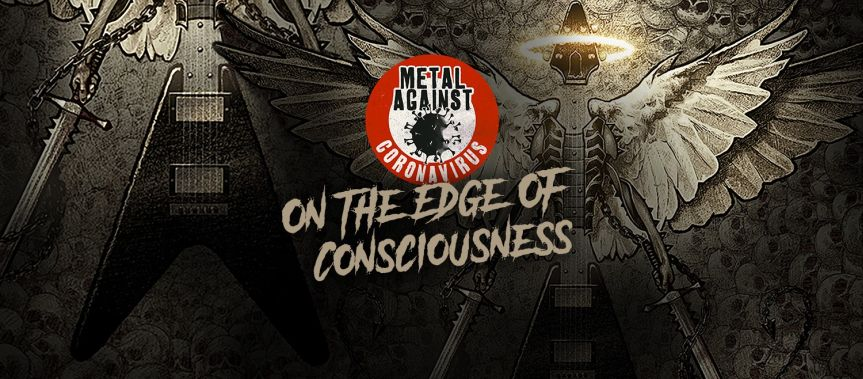 Metal Against Coronavirus Project to release single on February 3rd (UPDATE – OUT NOW)