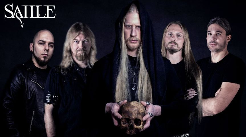 """Blackened death metallers Saille announce new album – """"V"""""""