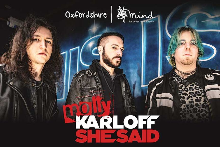 Molly Karloff release new single in aid of mental health charity Oxfordshire Mind