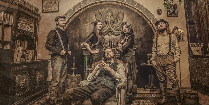 Album Review: Storm Seeker – Guns Don't Cry