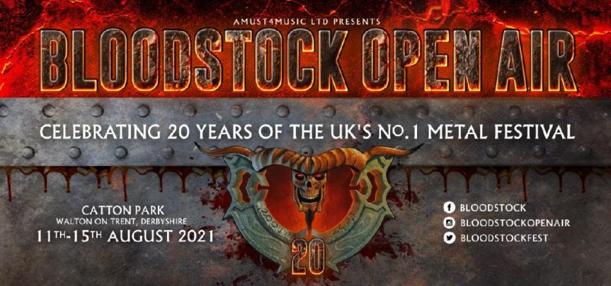 Bloodstock announce replacement Saturday headliner (and 3 more bands!)