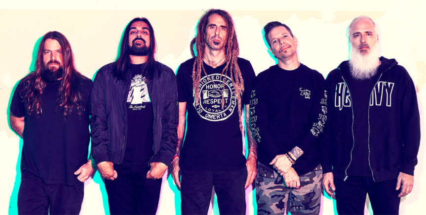 Lamb of God release live quarantine session video feat. Testament's Chuck Billy