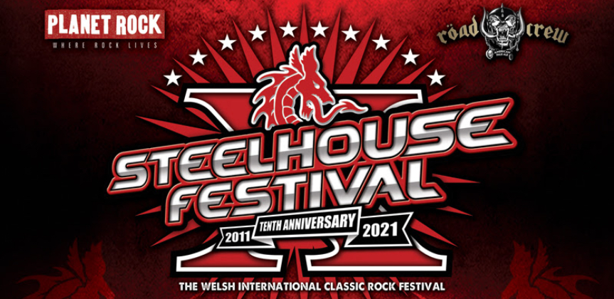 Steelhouse Festival 2021 gets go-ahead with a couple of lineup changes