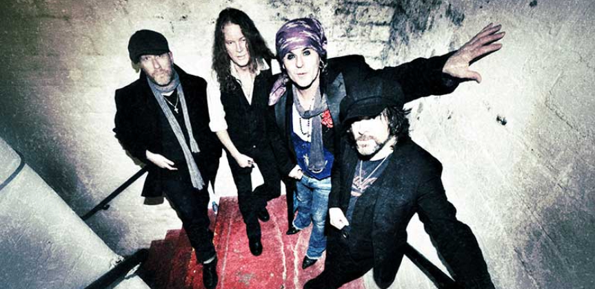 The Quireboys announce rescheduled A Bit of What You Fancy UK tour