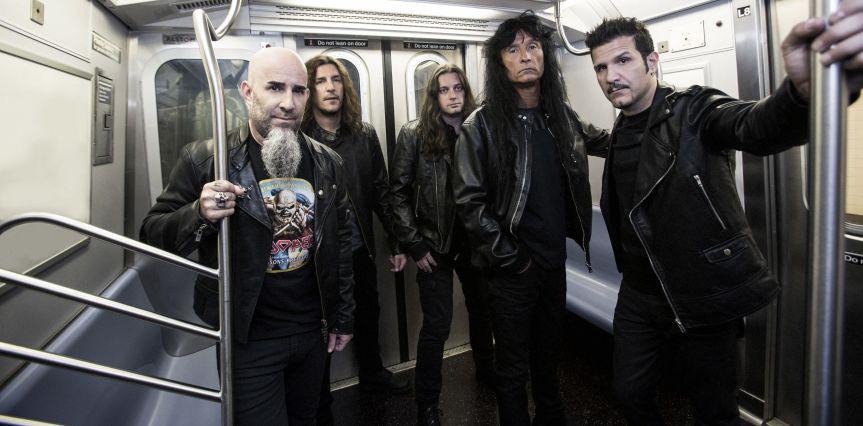Anthrax announce 40th anniversary celebrations inc. career spanning live stream + video testimonial series