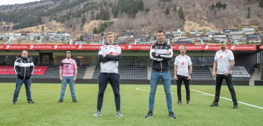 Vreid team up with Sogndal Football Club