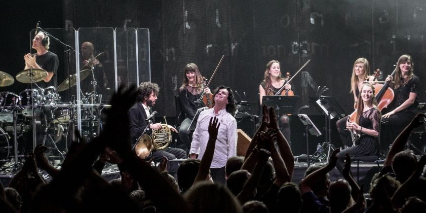 Album Review: Marillion – With Friends At St. David's
