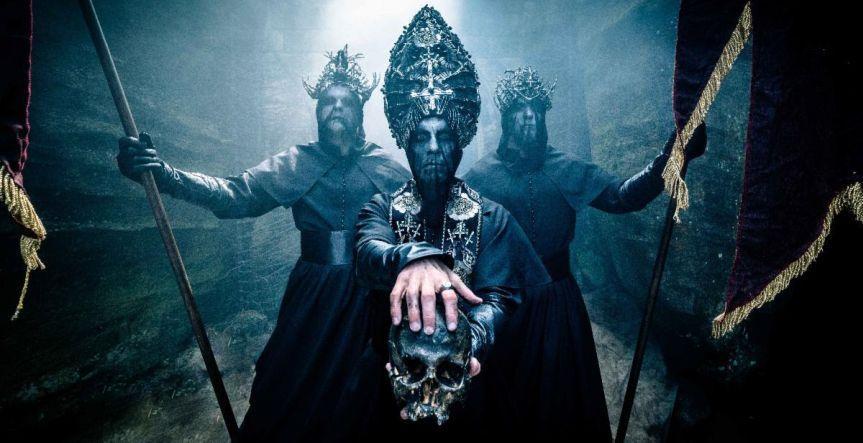 "Behemoth reveal sumptuous ""Shadows Ov Ea Cast Upon Golgotha"" video"
