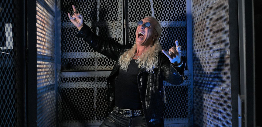 """Dee Snider reveals """"Time to Choose"""" ft George """"Corpsegrinder"""" Fisher"""