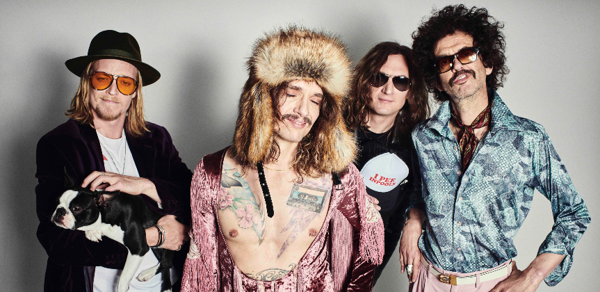 The Darkness announce brand new album and UK tour