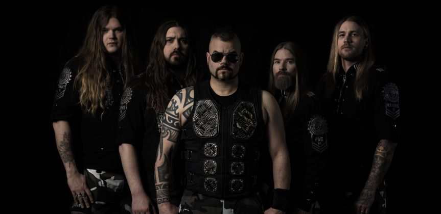 Sabaton start preorder for 'The War To End All Wars'
