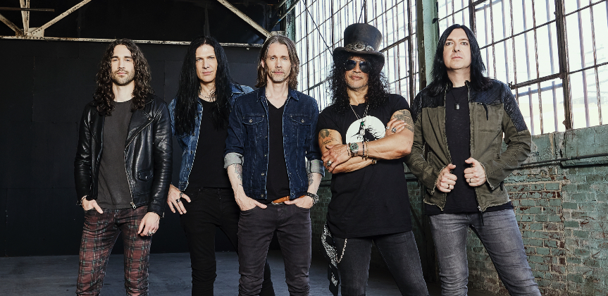 Classic Cover: Slash featuring Myles Kennedy and the Conspirators – Rocket Man (original by Elton John)