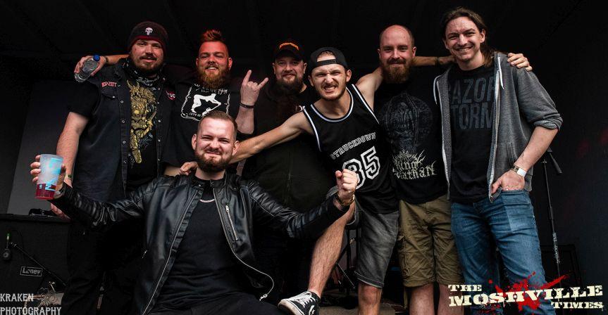 Bloodstock 2021 Video Interview: Struck/Down