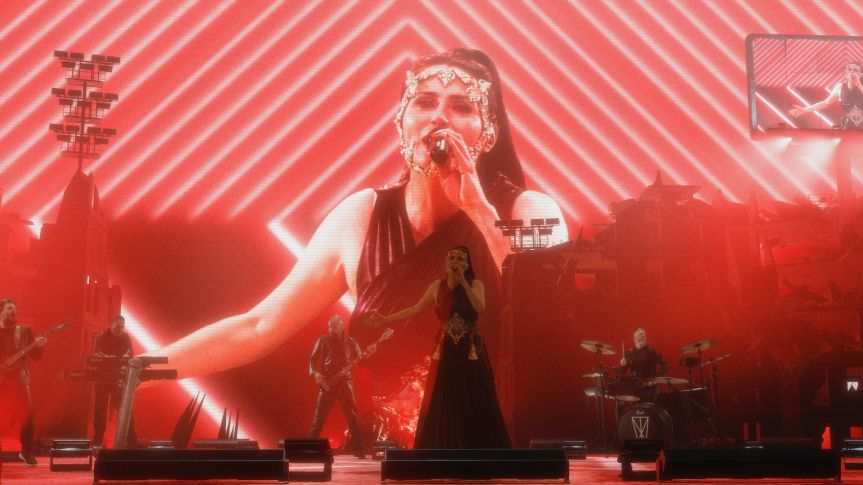 Livestream Review: Within Temptation – 'The Aftermath, A Show In Virtual Reality'