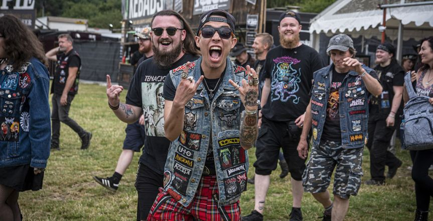 Bloodstock 2021 Review – A Paying Person's Perspective (Wed/Thu/Fri)
