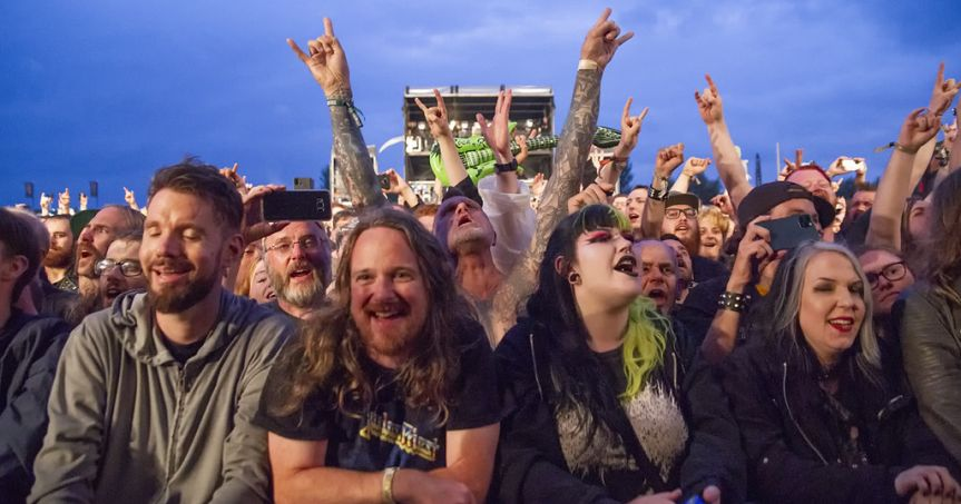 Bloodstock 2021 Review – A Paying Person's Perspective (Sat/Sun)