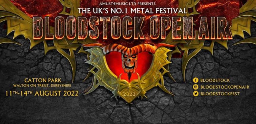 Bloodstock 2022 – TWELVE bands announced
