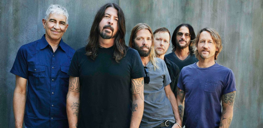 Foo Fighters announce 4 English dates for summer 2022