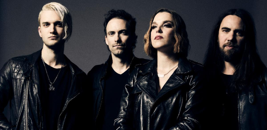 """Halestorm teases new album with single """"Back From the Dead"""""""