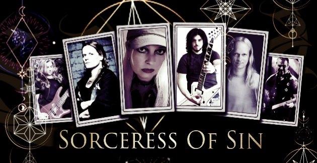 Bloodstock 2021 Video Interview: Sorceress of Sin