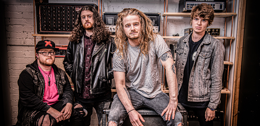 """The Howling Tides release video for new single """"Thalia"""""""