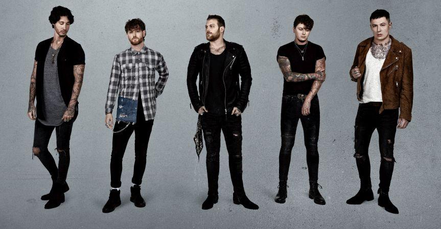 Asking Alexandria announce three English tour dates