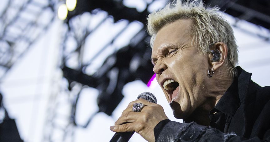 Billy Idol announces UK arena tour for 2022