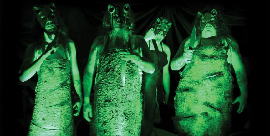 Feed The Corpses To The Pigs set to release 'This Insidious Horror' on October 15th