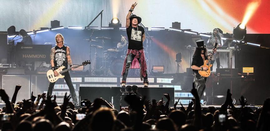 Single Review: Guns N' Roses – Hard Skool