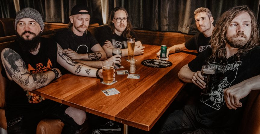 Gutterfire! release new album and title track video