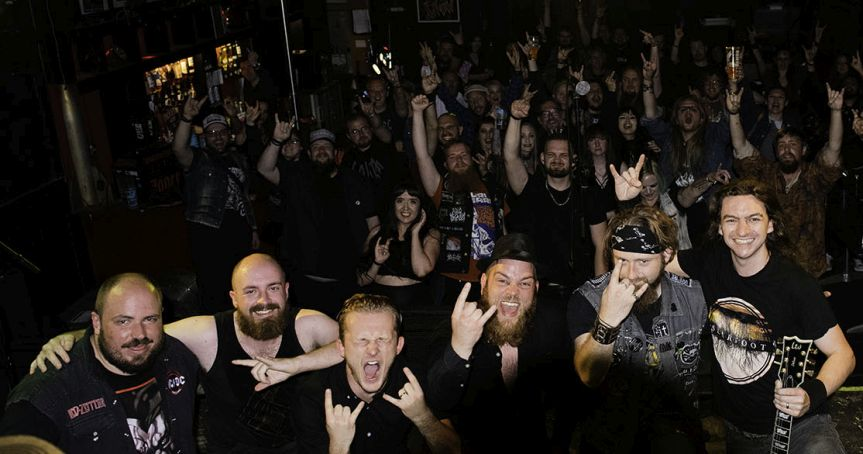 Gig Review: Dabs / A Higher Demise / Scars Of Sense / Atravion / Call Of Fenrir / Struck/Down – Leo's Red Lion, Gravesend (29th August 2021)