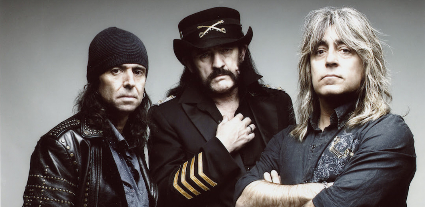 Motörhead announce greatest hits collection Everything Louder Forever