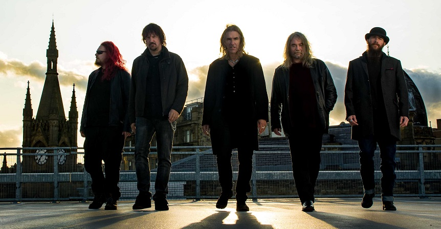New Model Army announce Spring 2022 dates