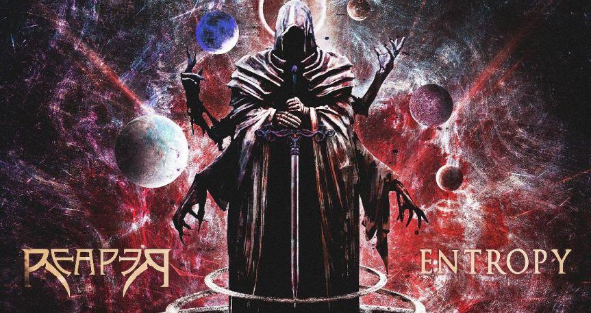 """Exclusive Video Premiere: Reaper – """"Entropy"""""""