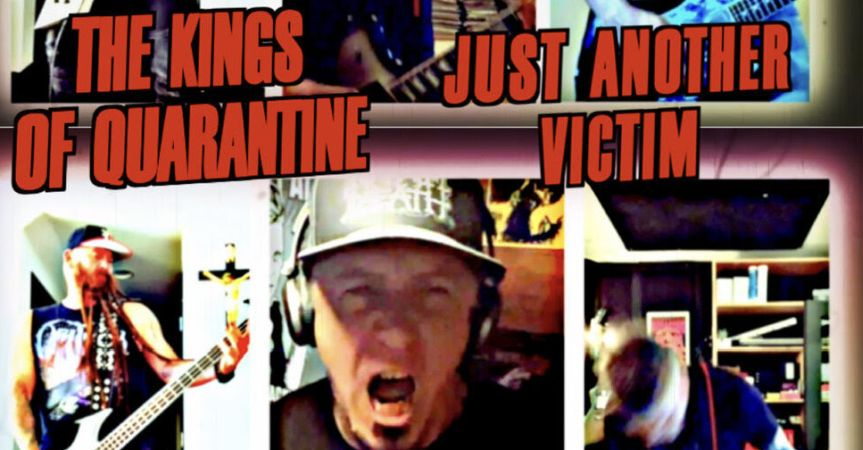 """Classic Cover: The Kings of Quarantine – """"Just Another Victim"""" (original by Helmet / House of Pain)"""