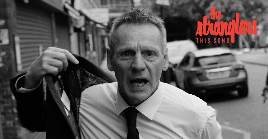"Stuart ""Psycho"" Pearce stars in The Stranglers' new video"