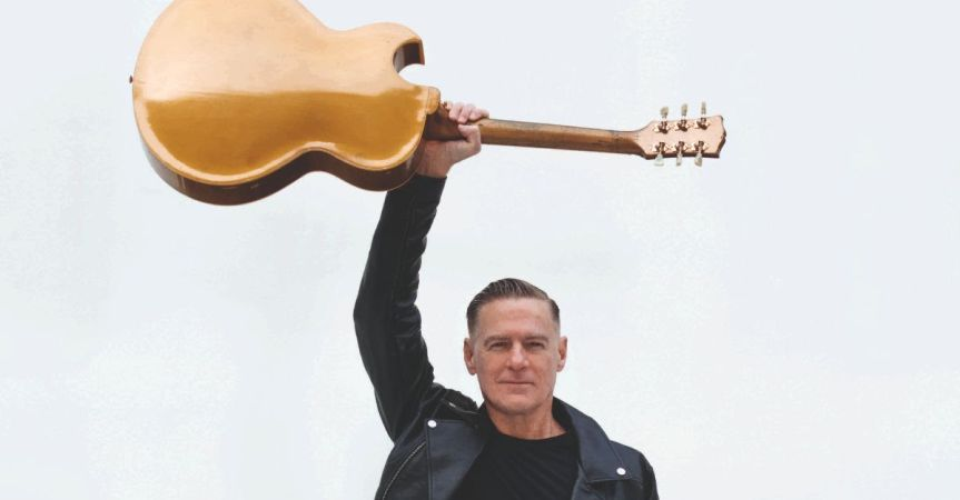 Bryan Adams announces new album and UK dates for 2022 (video out at 5pm!)