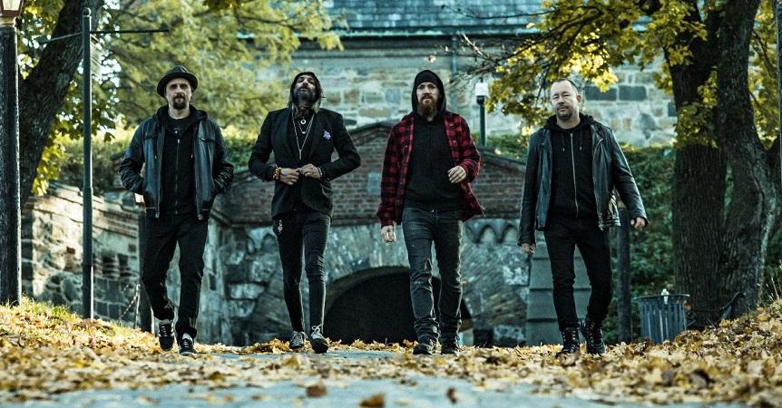 """Dold Vorde Ens Navn release video single """"Syke hjerter"""""""