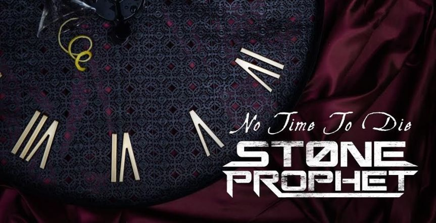 """Classic Cover: Stone Prophet – """"No Time To Die"""" (original by Billie Eilish)"""