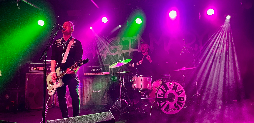 Gig Review: The Virginmarys / Dig Lazarus / DandelionJames – Academy 3, Manchester (16th October 2021)